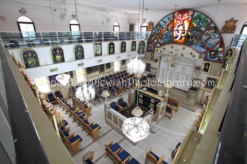 IL 1896  Kelly Yaacov Ennie (Indian) Synagogue, KIRYAT BIALIK (HAIFA)