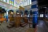 TN 1480  Synagogue Cohanim Dightya  Hara Kebira, Djerba, Tunisia