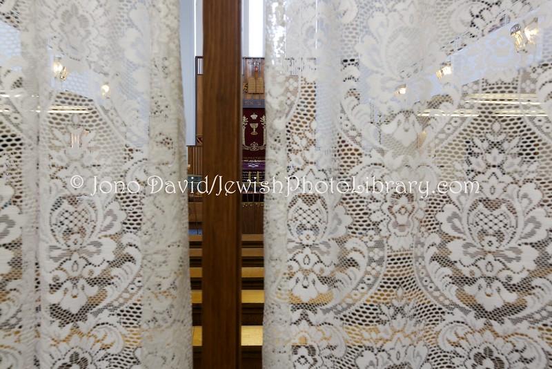 UK 1221  Hendon United Synagogue  London, England