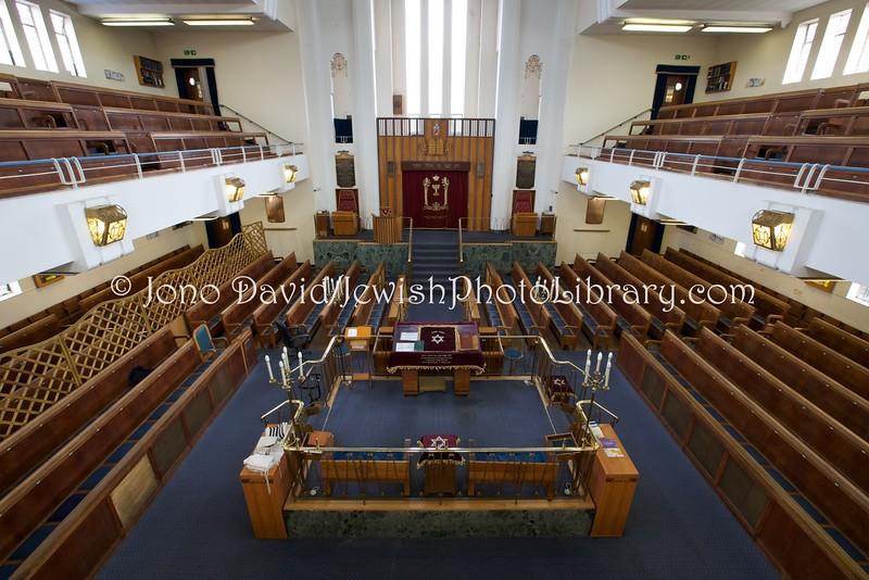 UK 1248  Hendon United Synagogue  London, England