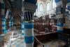 TN 1392  Synagogue Rabbi Bisal El  Hara Kebira, Djerba, Tunisia