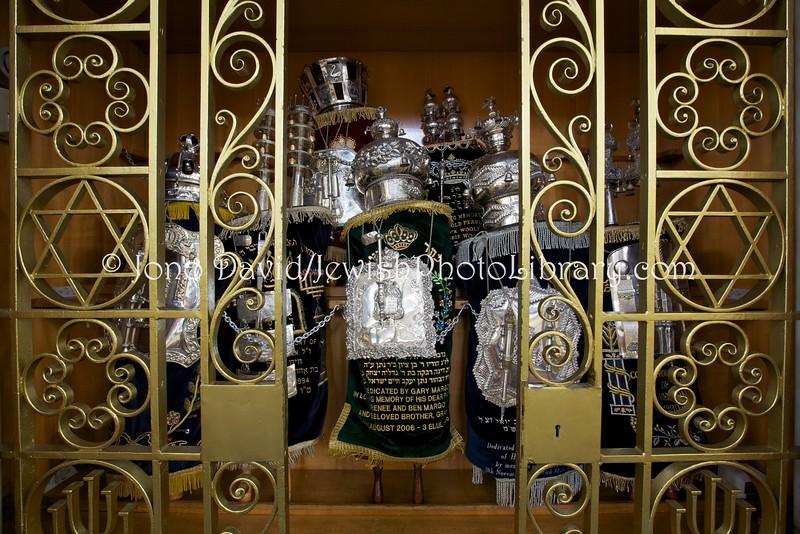 UK 1193  Hendon United Synagogue  London, England