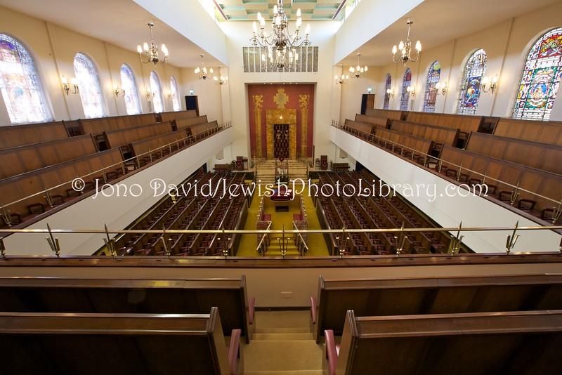 UK 1503  Central Synagogue  London, England