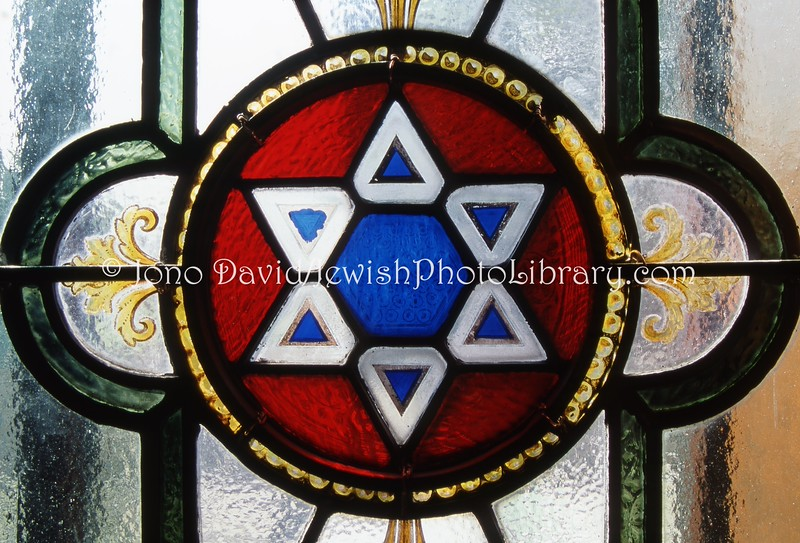 WE 2966  UK, Stoke-on-Trent Synagogue