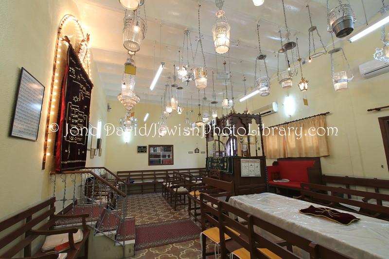 ES 709  Rabino Shem Tob Chocron Synagogue  Melilla (Spanish enclave on northern Morocco)