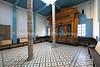 MA 3200  Slat Lkahal Mogador Synagogue (under restoration)  Essaouira, Morocco