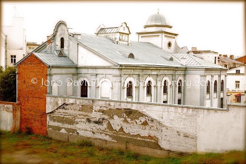 Choral Synagogue  Kaunas, LITHUANIA