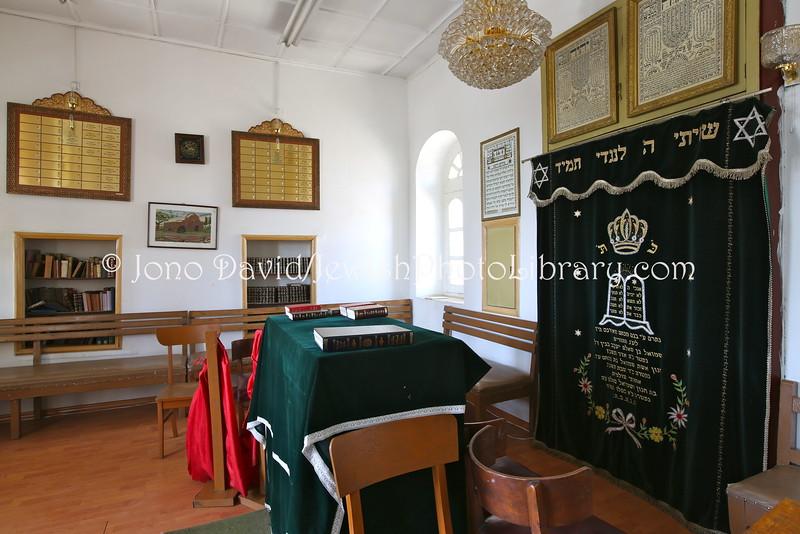 ET 80  Shalom Shelemay Yemenite Synagogue  Addis Ababa, Ethiopia