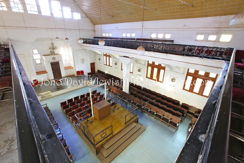 CD 361  Lubumbashi Synagogue  Lubumbashi, D R  Congo