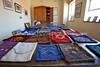 ZA 2594  Old tallit pouches  Cyrildene Hebrew Congregation  Johannesburg, South Africa