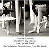 Ally Guastella Howell Ballet 8 X10 Collage Class of 2017 rep
