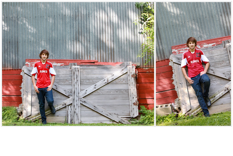 Joe Tabenske Soccer 8X12 collage