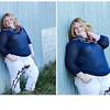 Karsyn Nau 8X10 Collage Navy Blue