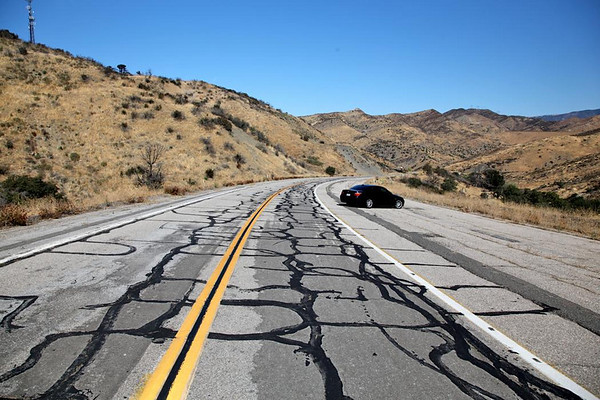 Golden State Highway mm 1.66