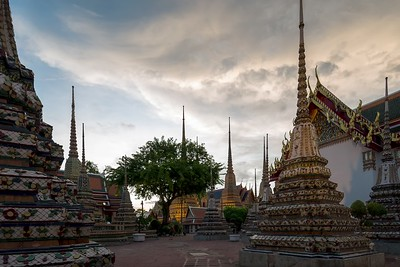 Time Lapse - Wat Pho (Wat Phra Chetuphon) 1