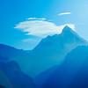 The Himalayas. Nanda-Devi The Winged / Гималаи. Нанда-Деви крылатая
