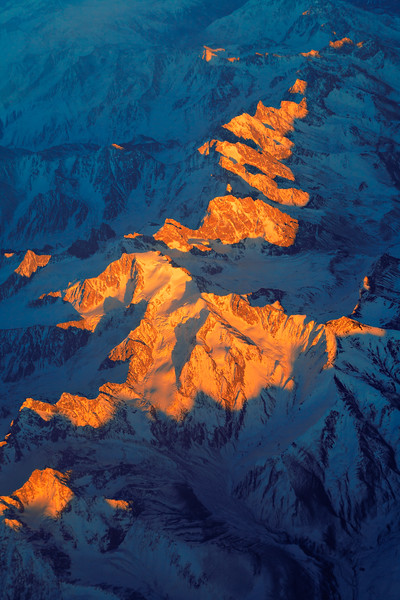Golden OM of the Himalayas — The Signature of the Lord / Золотой ОМ Гималаев — роспись Бога