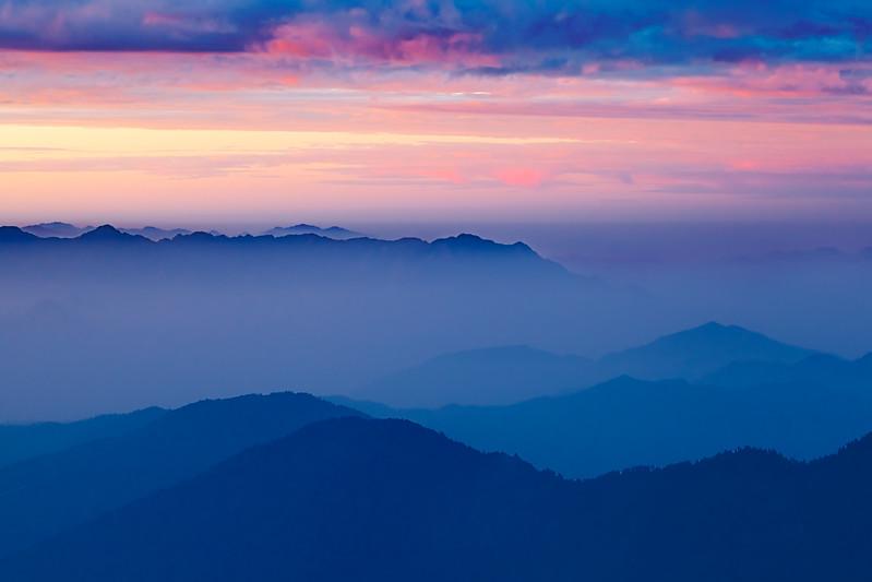 The Himalayas. Dawn Dream / Гималаи. Рассветная грёза