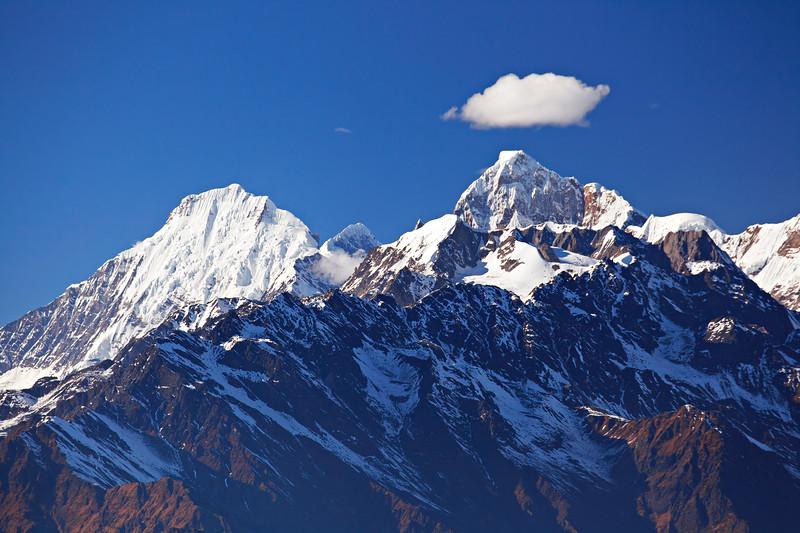 The Himalayan Peaks / Гималайские пики