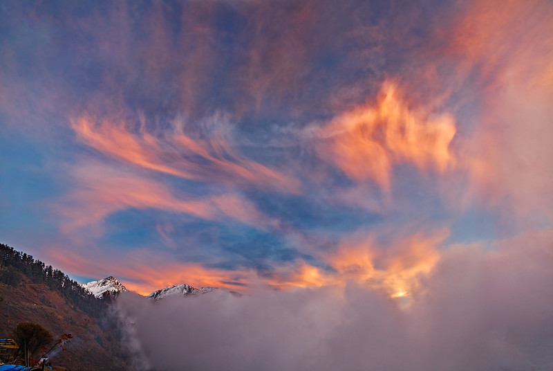The Himalayas. Advent / Гималаи. Пришествие