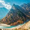 Гималаи: Вьется Алакананда / Himalayas: Alakananda Winding