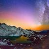 The Himalayas. Starry Mystery over a Sacred Lake / Гималаи. Звездная мистерия над священным озером