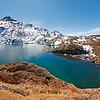 The Himalayas. Beauty of Gosaikunda Lake / Гималаи. Красота озера Госайкунда