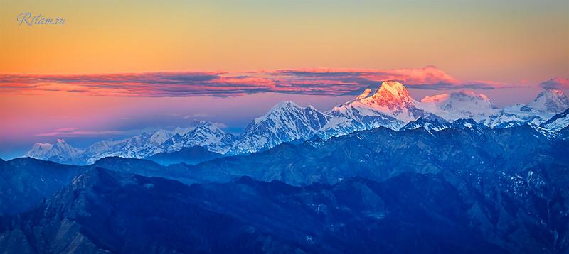 Гималаи - грезы Божества / The Himalayas - Dreams of a Deity