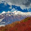 Гималаи - массив Ганеш Гимал / Himalayas - Ganesh Himal massif