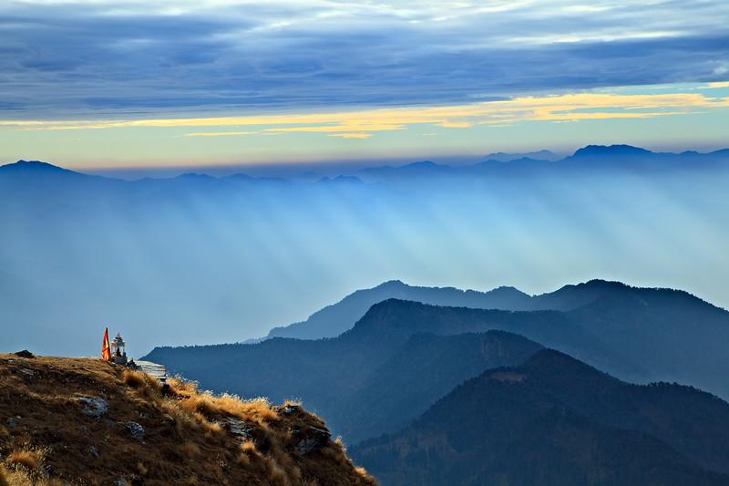 The Himalayas. A Sanctuary / Гималаи. Святилище