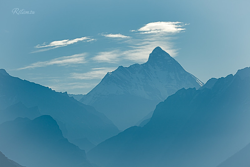 Нанда Деви - голубая греза / Nanda Devi - a Blue Dream