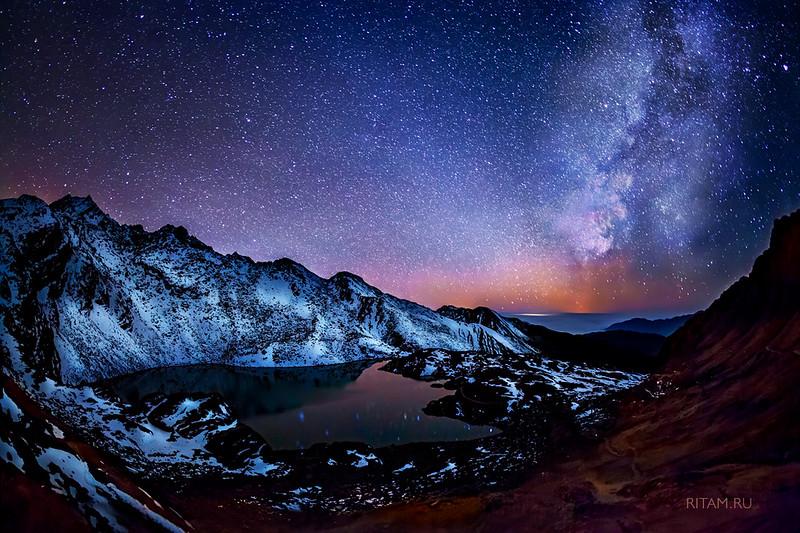 The Starry Hymn of the Himalayas / Звездный гимн Гималаев