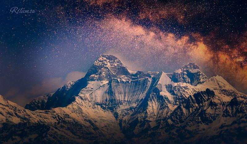 Нанда Деви - Звездная Песнь Вечности / Nanda Devi - The Starry Song of Eternity