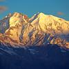 Golden Peaks of the Himalayas / Золотые пики Гималаев