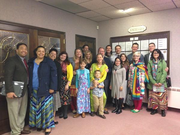 November 3, 2016 - Hindi CO Visit