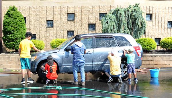 HISPAN IC YOUTH GROUP CAR WASH FUNDRAISER   - 07/06/19