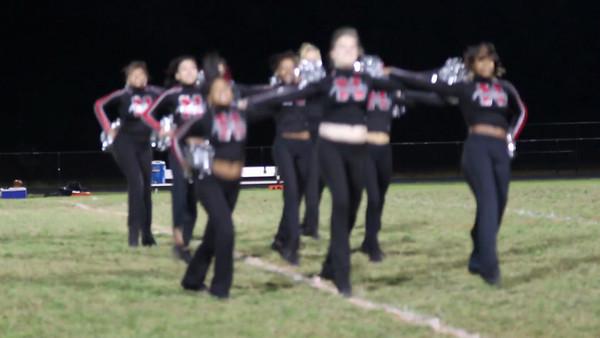 Northwood Poms:  Video of Half time performance