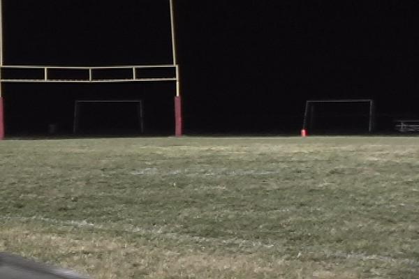 Poms at Blake-Northwood Football Game Halftime