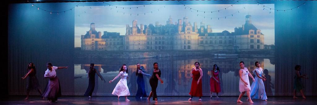 2015 Spring Dance :  Thursday Night Final Show