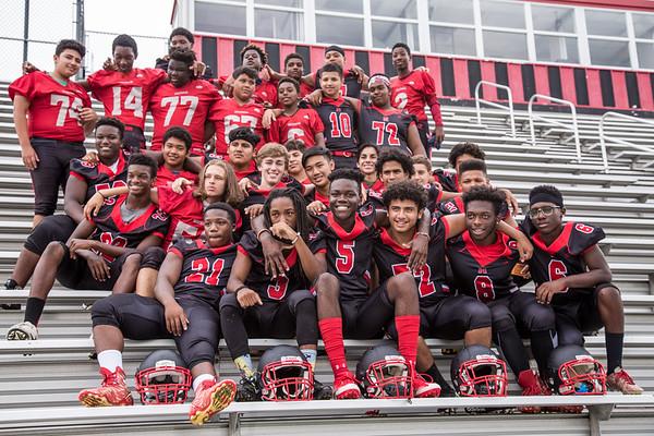 Team Photos-Varsity and JV Football