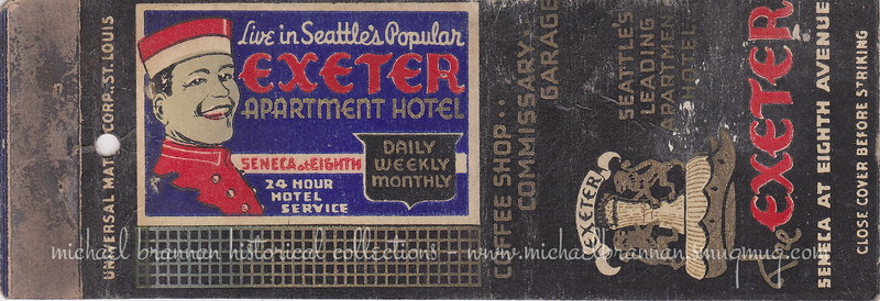 The Exeter Apartment Hotel