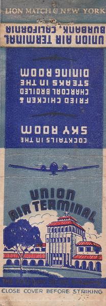 Union Air Terminal