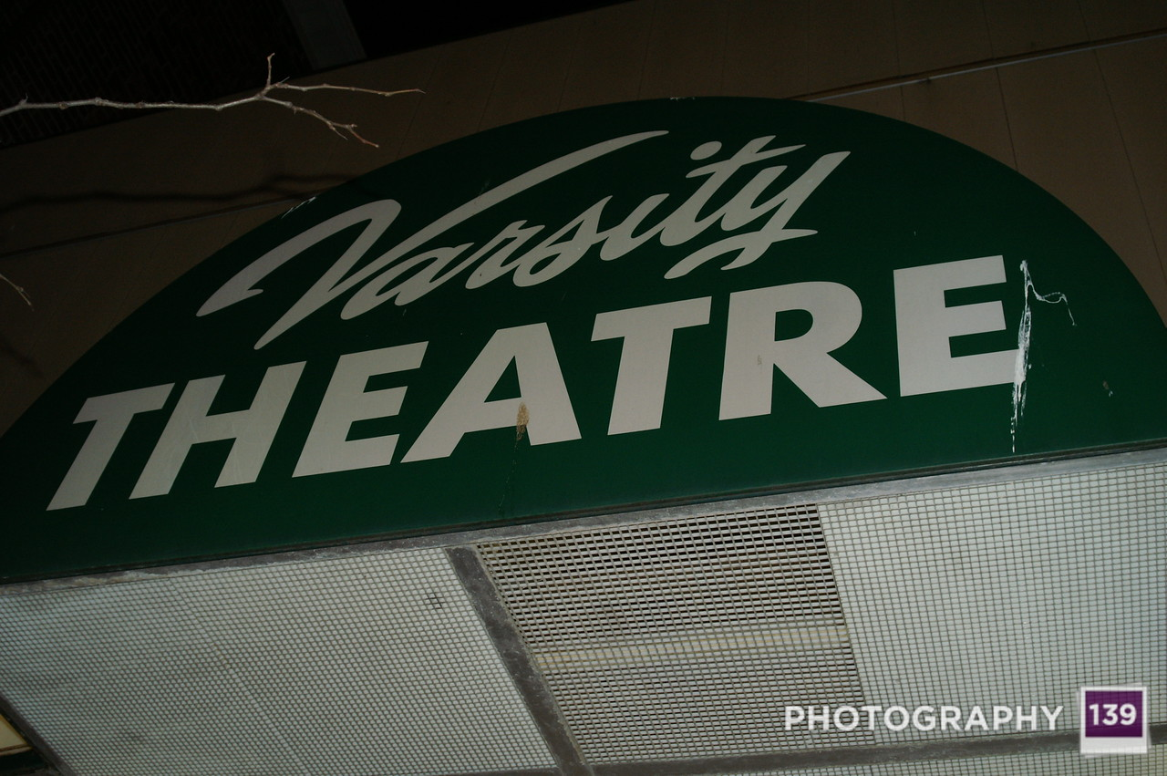 Varsity Theater Closing