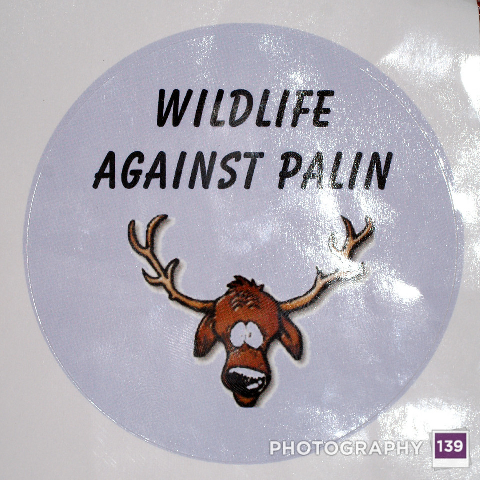 Wildlife Against Palin