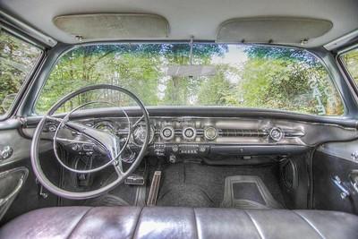 """""""Golden Jubilee"""" 1958 Pontiac Star Chief Catalina 4-Door Hardtop"""