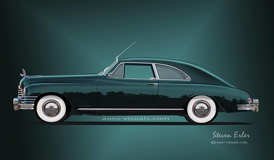 1949 Packard Mulsannes Coupe