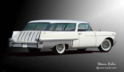 1957 Cadillac that Never Was