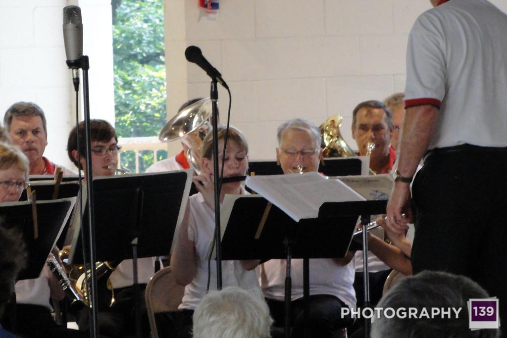 Municipal - Band Festival 2011