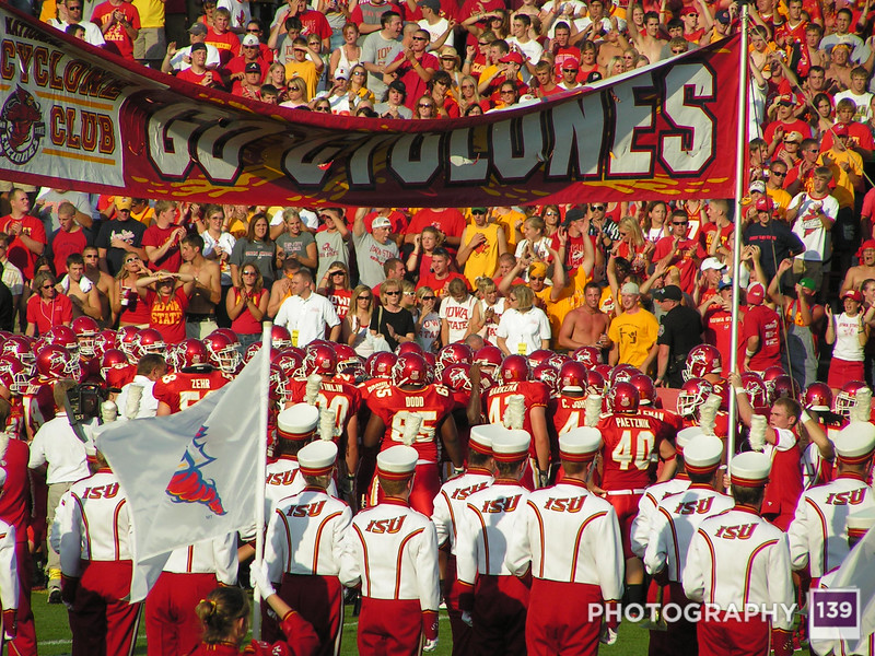 Tunnel at Iowa State