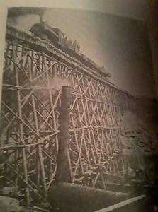 Railroad Construction, Sunbright, TN, 1919)